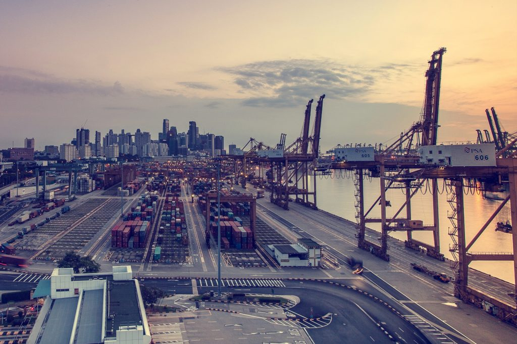 Ports and logistics: evolution, present and trends!